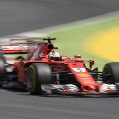 Formula One: Vettel says Mercedes' Bottas blocked him from victory