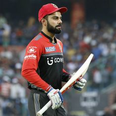 Anyone writing off Virat Kohli will probably have to eat humble pie, warns Michael Hussey