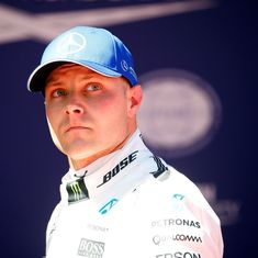 Formula One: Valtteri Bottas caught off guard with engine failure