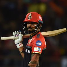 Virat Kohli should use RCB's early exit to recharge his batteries ahead of the Champions Trophy