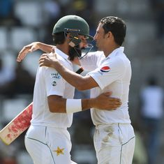 Forever inspiring: Five moments when Misbah-ul-Haq and Younis Khan were heroes