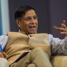 मुख्य आर्थिक सलाहकार अरविंद सुब्रमण्यम का कार्यकाल एक साल के लिए बढ़ गया है