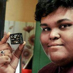 इस 18 साल के भारतीय छात्र ने नासा को दुनिया का सबसे छोटा उपग्रह दिया है!