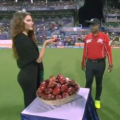 Pollard's 'range', umpires refusing apples, 49 all out and other crazy moments from IPL group stage