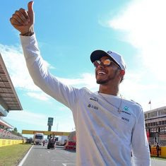 'I am happy to finish seventh': Lewis Hamilton defends disappointing showing at Monaco Grand Prix