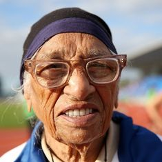 China refuses visa to India's 101-year-old runner Man Kaur