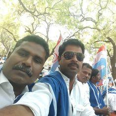 Tamil Nadu fisherfolk gather in New Delhi demanding Scheduled Tribe status