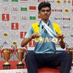 Meet Manav Thakkar: The 18-year-old who is taking Indian TT to the next level