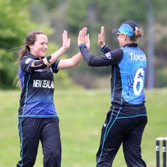 New Zealand include 16-year-old leg-spinner Amelia Kerr in squad for Women's World Cup