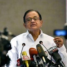 Add another Rs 50,000 crore to the cost of demonetisation: Former Finance Minister P Chidambaram