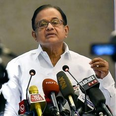 'BJP needs to stop making tall claims,' says Chidambaram after government predicts slow GDP growth