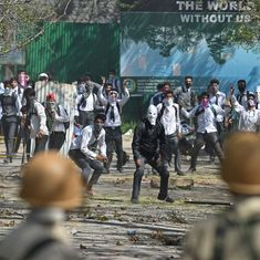 Leaderless and barely under control: Student agitation rings alarm bells in Kashmir