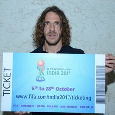 Carles Puyol talks Messi vs Ronaldo, best Barcelona win, U-17 World Cup and more during India visit