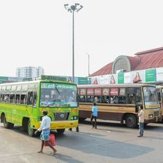 Tamil Nadu: Bus fare revision was inevitable, says Transport Minister MR Vijayabhaskar