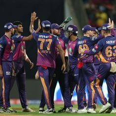 No Stokes? No problem! Rising Pune Supergiant have proved they are not a one-man team