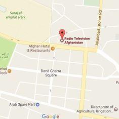 Afghanistan: Gunmen attack state TV station in Jalalabad, detonate suicide vests