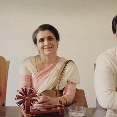 जय माता दी : किराएदारों को सताने वाली मुंबई में सिनेमा और मां ही सहारा हैं!