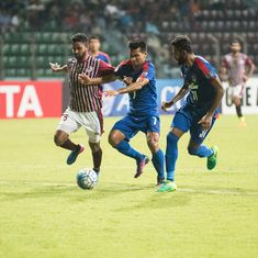 AFC Cup: Bengaluru's chances of progressing hanging by a thread after 3-1 defeat to Bagan