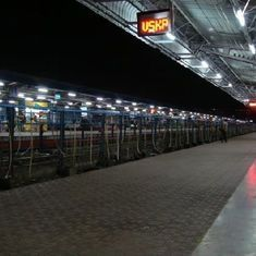 Swachh Rail survey: Visakhapatnam cleanest among 75 busiest railway stations, New Delhi is 39th