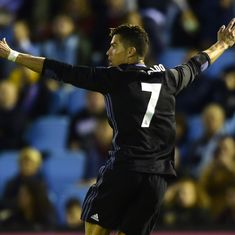 Every goal a new record: Twitter toasted Ronaldo becoming the top scorer in Europe's big 5 leagues