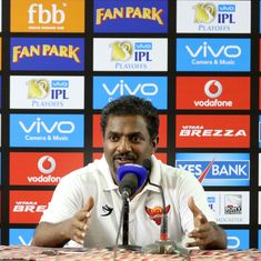 Decline in Sri Lankan cricket, players' pursuit of money saddens me: Spin ace Muttiah Muralitharan