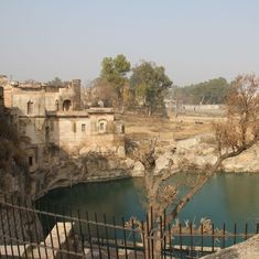 Pakistan's Supreme Court asks Punjab government why there are no idols in Katas Raj temples