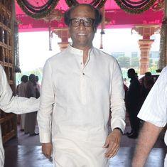 Rajinikanth says system is corrupt, hints at entry into Tamil Nadu politics