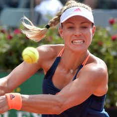 Back at No 1 and still losing: What's wrong with Angelique Kerber's game?