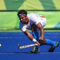 Hockey Nationals: Rupinder Pal Singh hat-trick helps Punjab trounce AIU 6-0
