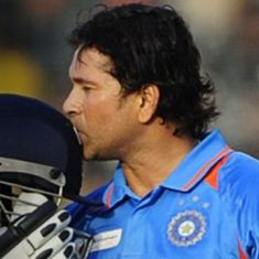 'I am not going to act': Tendulkar opens up about how he agreed to do 'A Billion Dreams'