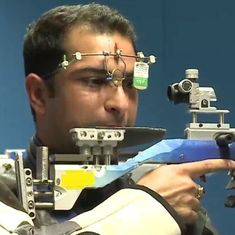 Ravi Kumar finishes fifth in shooting World Cup