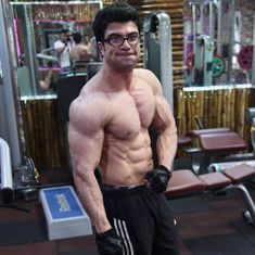 'If you wear a t-shirt, people think you're pretentious': Mr Kashmir on bodybuilding in the Valley