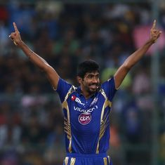 'The hunger is back': Bumrah looks to hit ground running with Mumbai Indians