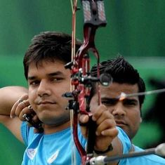 Archery World Cup: Men's compound team of Chauhan, Verma and Saini wins bronze medal