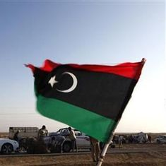 At least 141 dead in Libya airbase attack