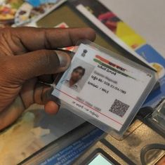 Vidhi Centre, which helped draft Aadhaar Act, was paid nearly Rs 50 lakh in five years, says Centre