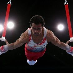 Pranati Nayak, Aruna Reddy and Rakesh Patra reach Asian Gymnastics Championships finals
