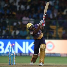 Why Kolkata Knight Riders are the chokers of the Indian Premier League