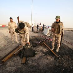 Iraq: At least 35 killed in suicide bombings carried out by Islamic State