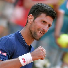 Rome Masters: Novak Djokovic ousts Juan Martin del Potro, sets up semifinal clash with Dominic Thiem