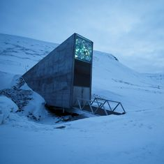 Norway is repairing the Arctic's Global Seed Bank entrance after flooding breach