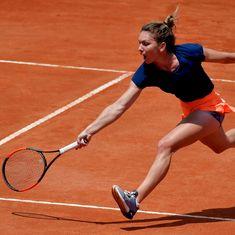 Simona Halep enters quarter-finals, Elina Svitolina halts Petra Martic's dream run
