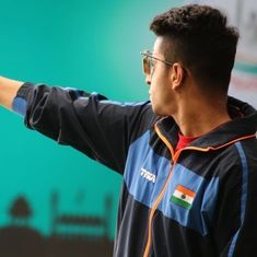 ISSF World Cup: Neeraj Kumar on verge of second successive final, Jitu Rai stumbles