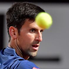 Is Novak Djokovic's run at the Rome Open a sign of better things to come this season?