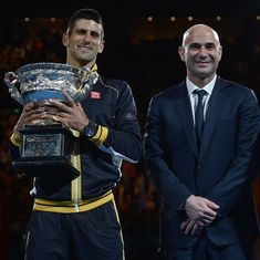Novak Djokovic names Andre Agassi as coach for French Open