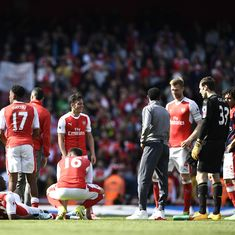 'Arsenal taking Brexit seriously': Twitter pokes fun at Gunners missing out on top-four spot