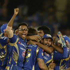 IPL 10: Mumbai Indians beat Rising Pune Supergiant by one run to win third title