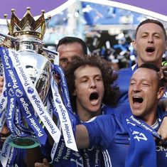 John Terry bows out in style as Chelsea romp to 5-1 win against Sunderland