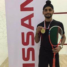 Squash: Harinder Pal Sandhu wins second PSA title of season at Makati Open