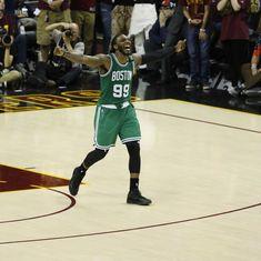NBA: Boston Celtics beat Cleveland Cavaliers 111-108 to cut series lead